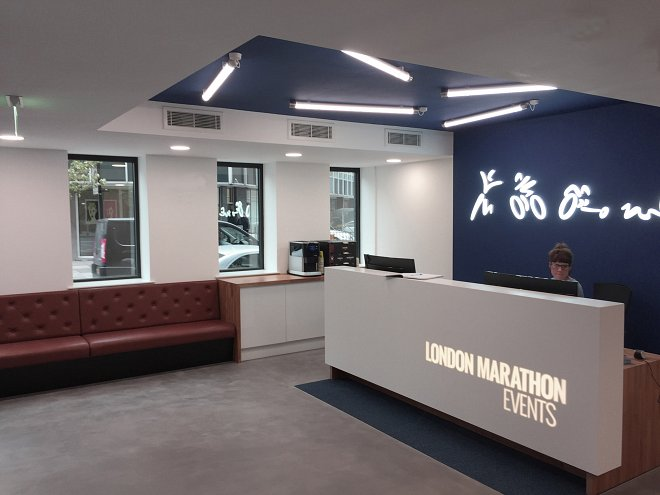 London Marathon Offices, London